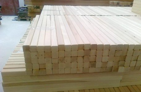 birch components FSC Lithuania