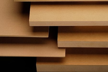 MDF panels Lithuania, warehouse