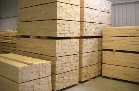 Wood components Lithuania factory