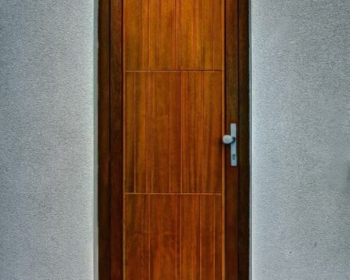 Contemporary Timber Doors Baltic States Production Lithuania Best Quality