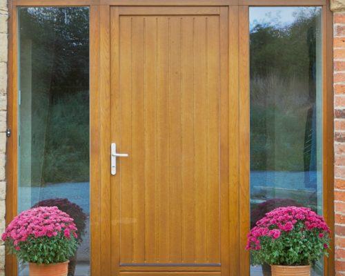 Timber Doors Production Lithuania Premium Class FSC
