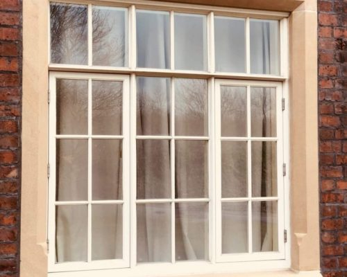 Heritage Casement Windows Timber Lithuania production