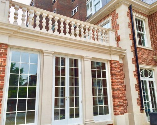 Heritage sash windows BWP Lithuania production Timber FSC