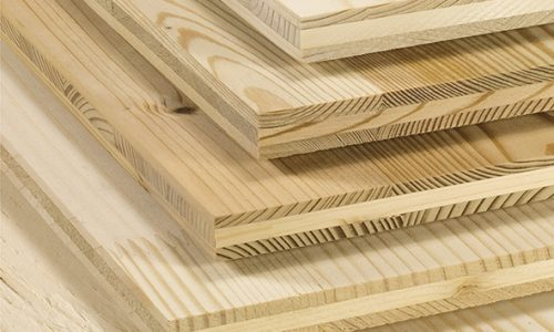 THREE-PLY PANELS LITHUANIA BALTIC STATES PRODUCTION THREE LAYER WOOD PANELS FOR CONSTRUCTION FSC