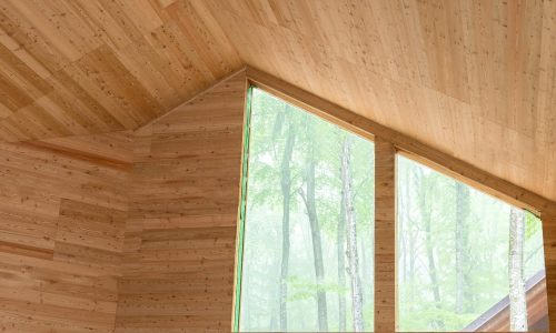 Three layer wood timber panel Lithuania Baltic states production for interior, exterior