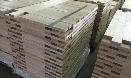Furniture scantlings birch, beech, oak, pine, spruce