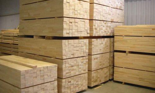 Furniture scantlings, wood for furniture oak, birch, beech Baltic states FSC