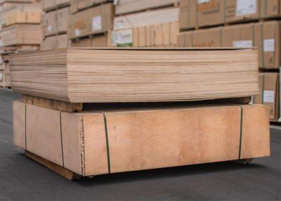 Plywood Lithuania birch FSF