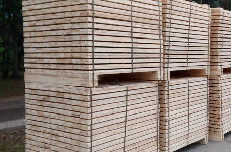 Pallet Timber FSC - BWP