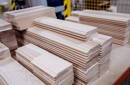 Profile wood products Lithuania