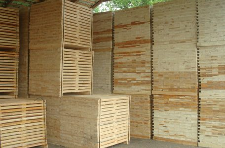 Packing timber export Lithuania