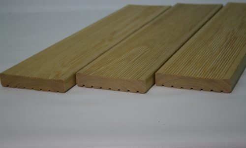 Decking siberian larch, pine, spruce, beech dekcing for home Lithuania production