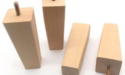 Solid wooden parts production Lithuania FSC