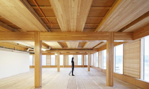 Glulam Glued construction for home, office and other FSC production glued timber wood Baltic states
