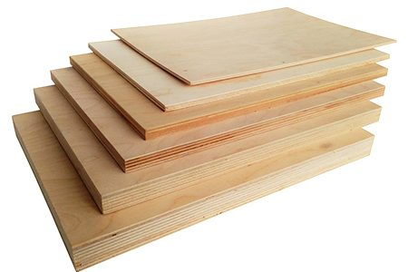 Plywood from Lithuania Production FSC Birch Plywood
