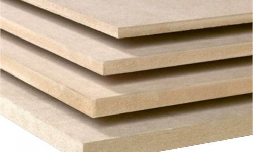MDF Lithuania for furniture