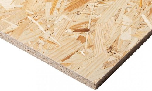 OSB Oriented Strand Board Lithuania loading export OSB for construction Baltic states