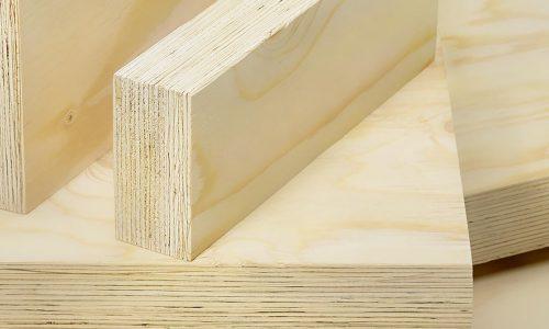 laminated veneer lumber (LVL) BALTIC STATES LITHUANIA LVL PRODUCTION TRADE EXPORT